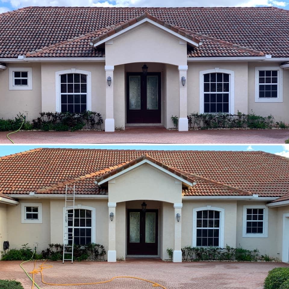 house washing Palm City