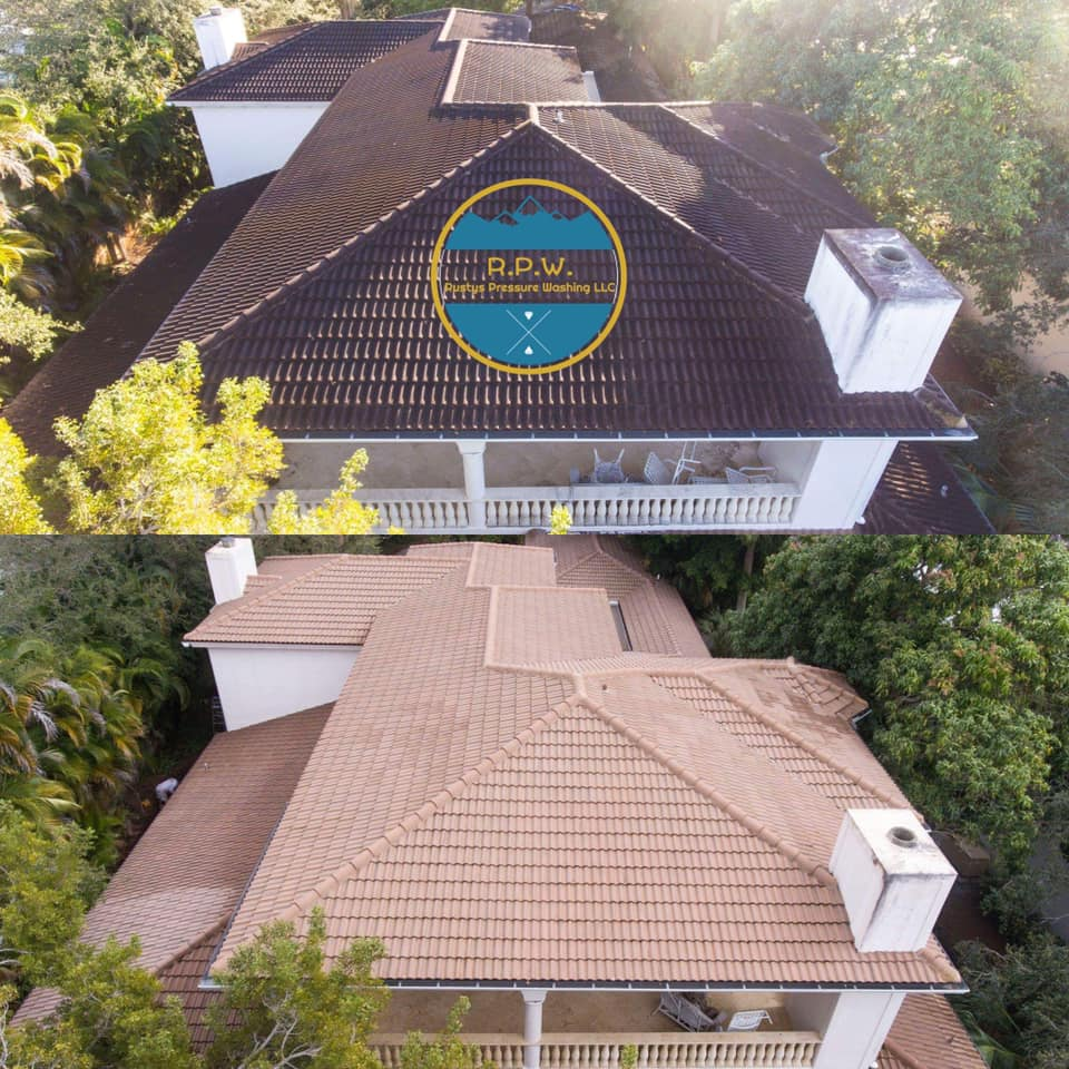 Roof Cleaning Palm City